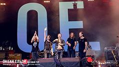 Записки туру: Океан Ельзи у Вінниці