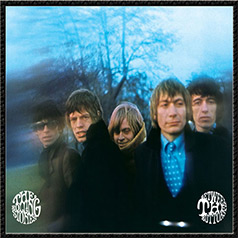 50 РОКІВ АЛЬБОМУ THE ROLLING STONES «BETWEEN THE BUTTONS»