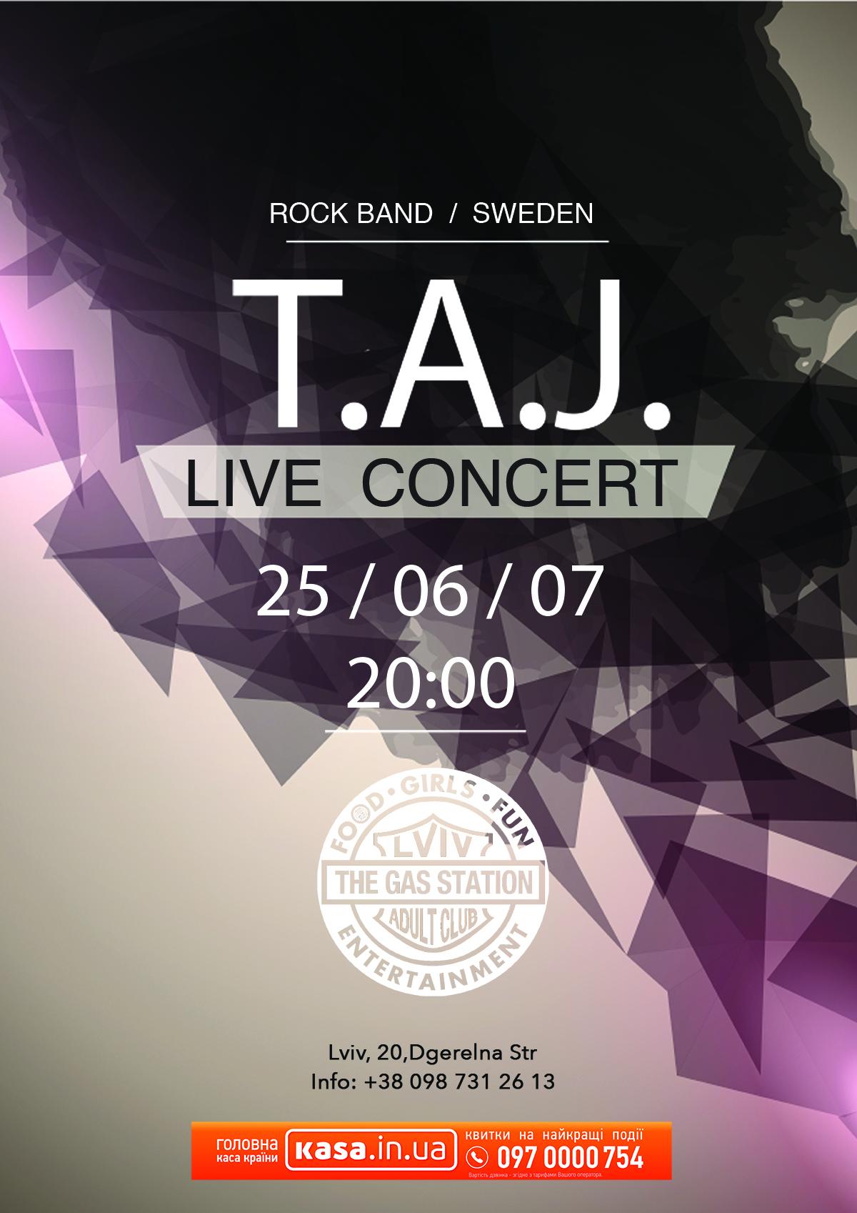 T.A.J. (Швеція)