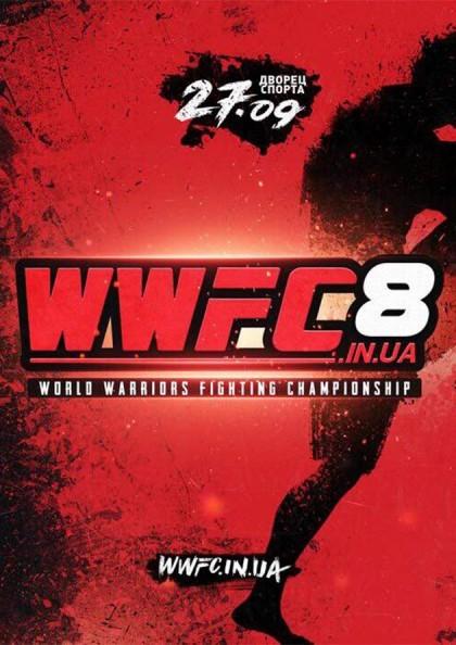 MMA WWFC 8