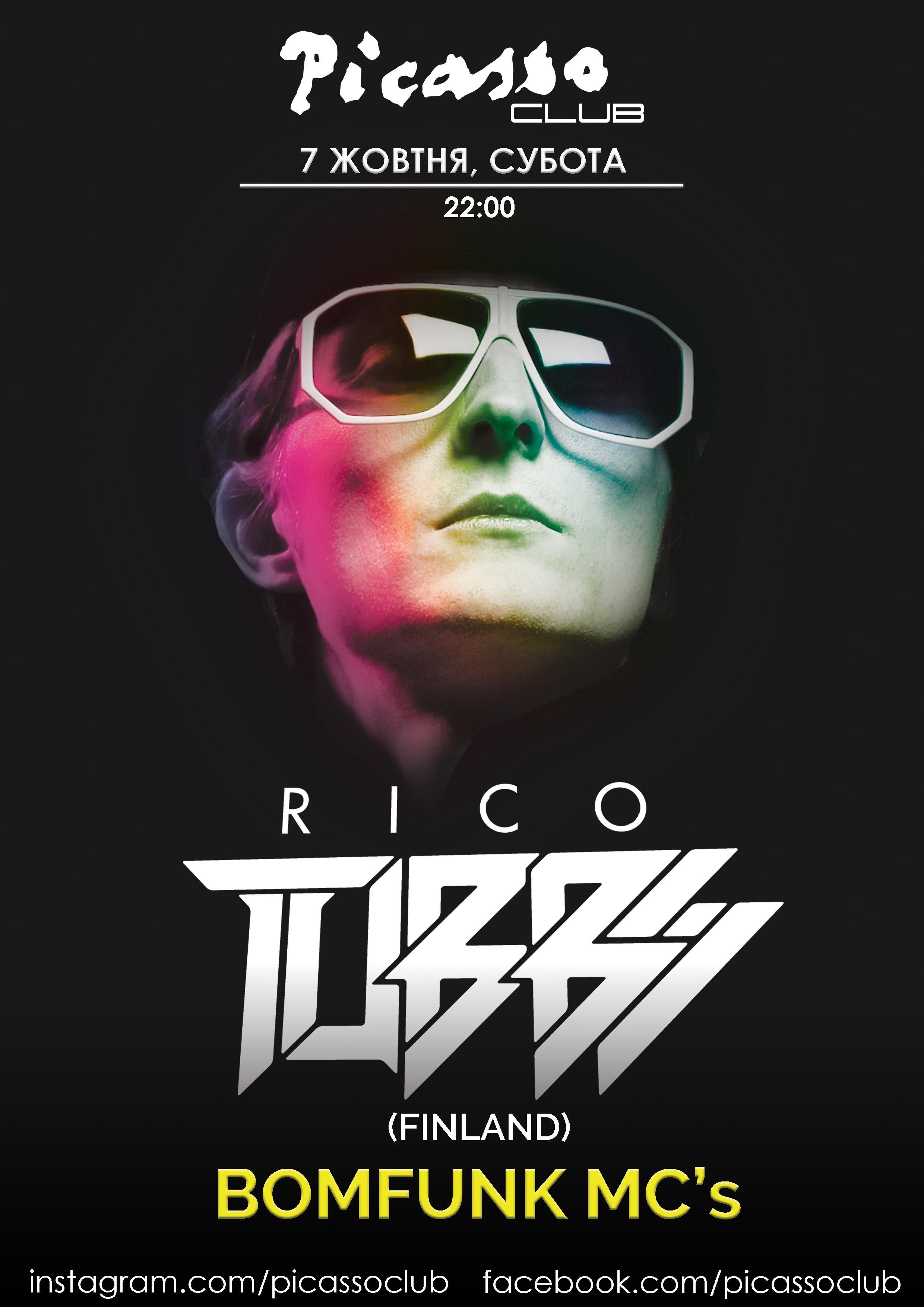 Dj Rico Tubbs (Bomfunk MC's)