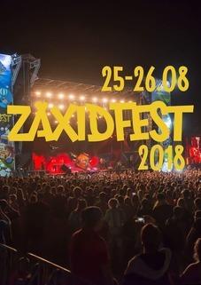 Zaxidfest 2018