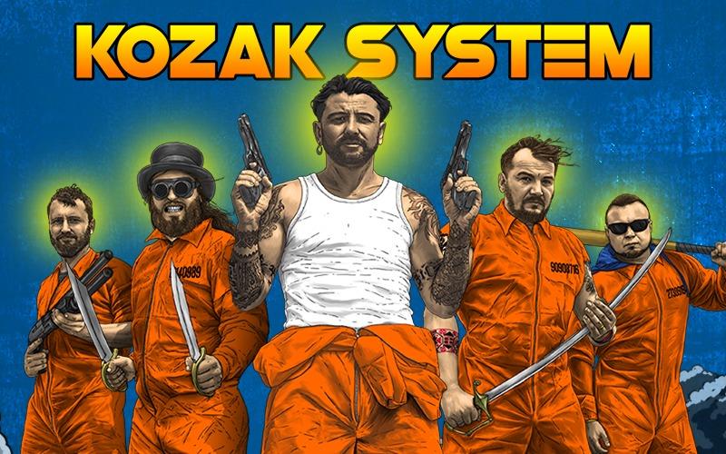 Kozak System - Закохані злодії