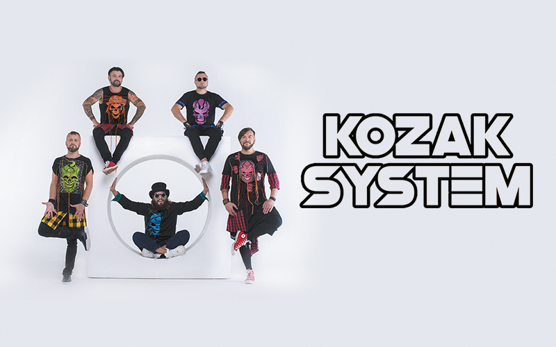 Kozak System. Летний концерт на террасе