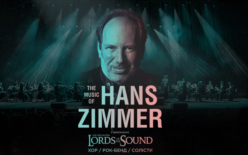 Lords of the Sound. Music of Hans Zimmer