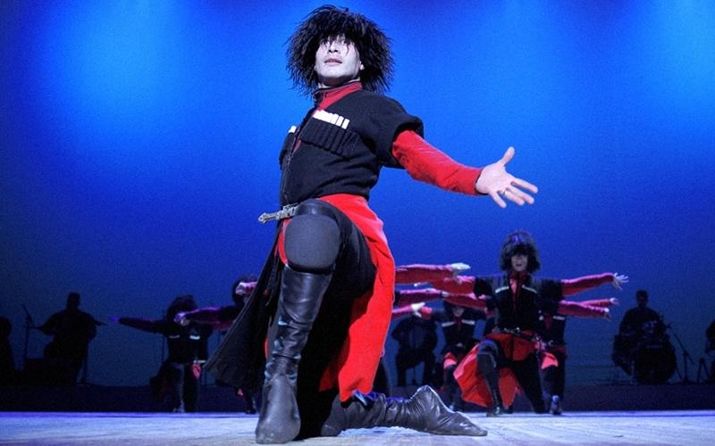 Національний балет Грузії Сухішвілі