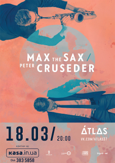 Max the Sax / Peter Cruseder